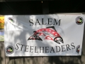 Salem Steelhead Banner sign