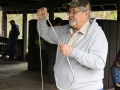 Brian Winn teaching knots
