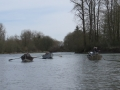 Steelheaders floating