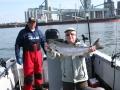 Denny's salmon