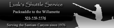 Lusk Shuttle Service